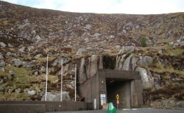 Turlough Hill Hydro Power Station